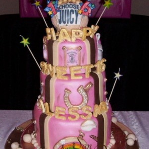 gâteau Choose Juicy / Choose Juicy cake