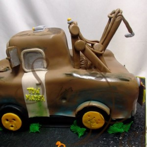 3D Cars Mator Side View