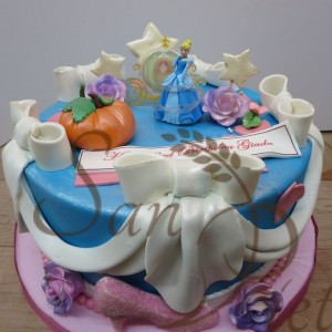 Cindarella Cake For Giada
