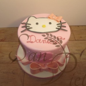 Hello Kitty Cake for Danica