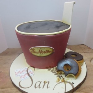 Tim Hortons Cup Cake