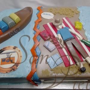 Retired cake-MGT Cake
