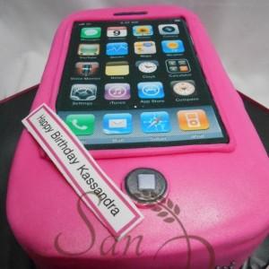 Iphone Cake
