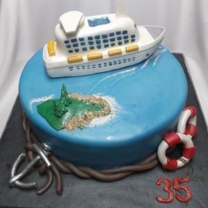 gâteau croisière / Cruise Cake