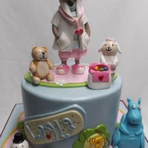 gâteau Dr. McStuffins / Dr. McStuffins cake