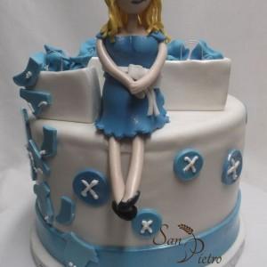 gâteau maman à être Sabrina / Mommy to be Sabrina