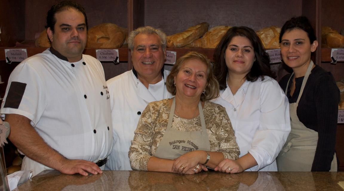 The San Pietro Family