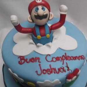 gâteau SuperMario Joshua Birthday cake
