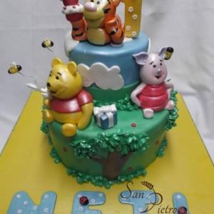 Winnie l'ourson et ses amis / Winnie da Pooh and friends