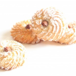 biscuits aux amaned / Amaretti Whole Almond