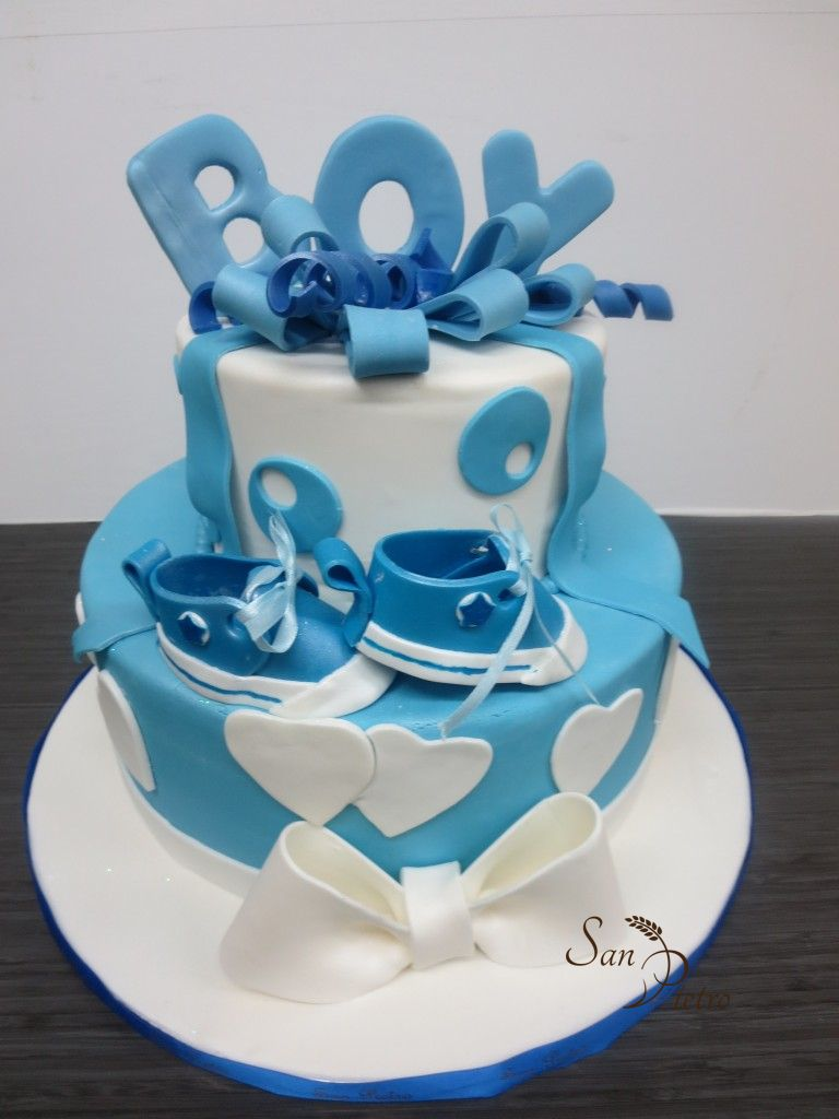 boulangerie p tisserie sanpietro bakery baby shower cakes. Black Bedroom Furniture Sets. Home Design Ideas