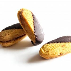 biscuits doigt abpricot / Finger Dip apbricot jam