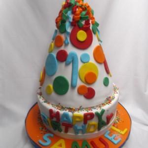 Birthday Hat 1st bday