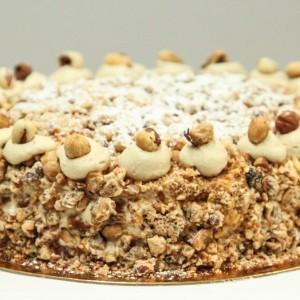 Gâteau Noisette Brutti e Buoni