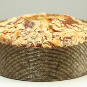Pound cake Amandes