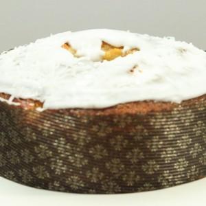 Pound cake Pina Colada