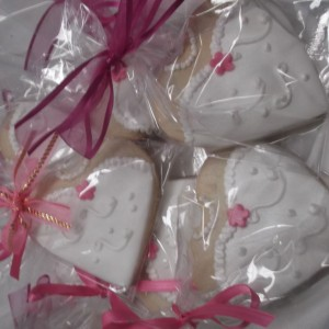 biscuits au beurre / bridal shower cookies 3.00$ chq