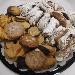 Cookie and Pastry Mix platter