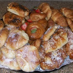 Danish Croissant Platter