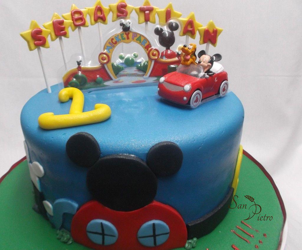 Boulangerie Pâtisserie Sanpietro Bakery 1st Birthday Cakes