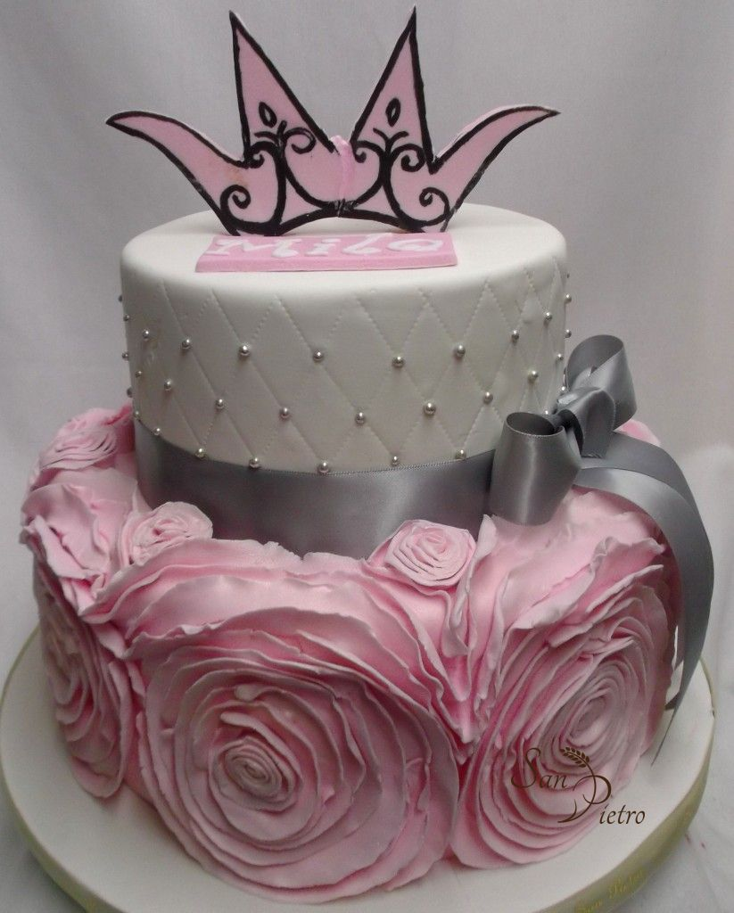 princess baby shower cake pictures to pin on pinterest
