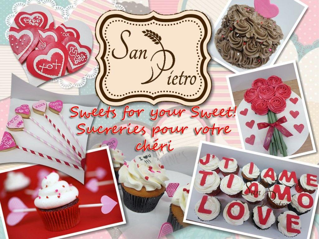 St-Valentines Desserts