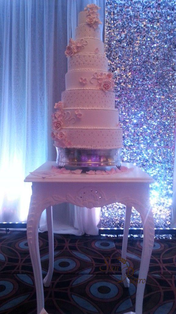 largest wedding cake