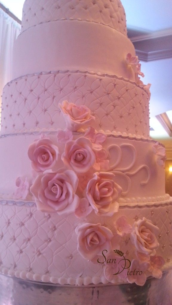 Close up of Elegant Cake