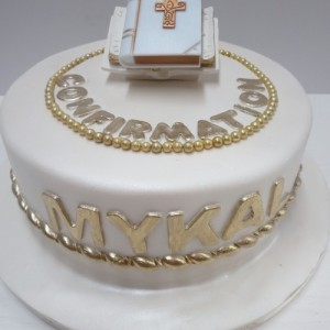 Confirmation Mykal