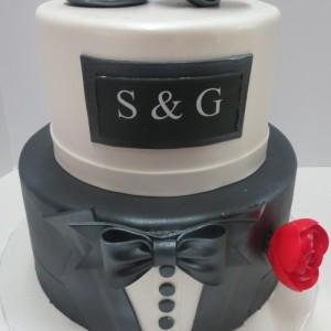 S and G wedding