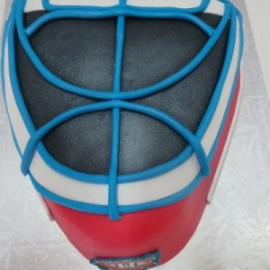 canadiens hockey mask