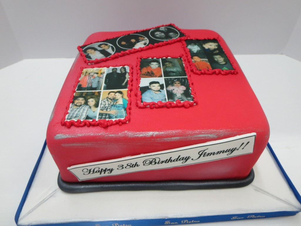 Birthday Cake Collage Imagechef : Boulangerie Patisserie SanPietro Bakery Photo/Picture Cake